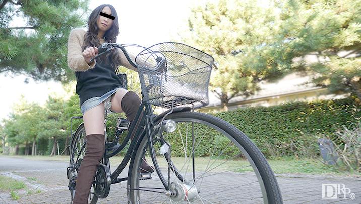 Miho Arima(有馬美帆) ちゃりん娘 〜見てください!こんなマンコで自転車乗ってます〜